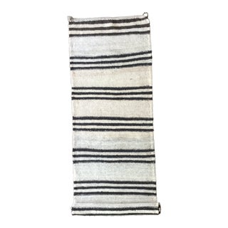 Flat Weave Persian Kilim Runner Rug - 2′3″ × 10′ -- 109315 For Sale