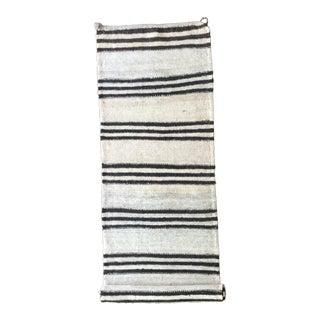 Flat Weave Persian Kilim Runner Rug - 2′3″ × 10′