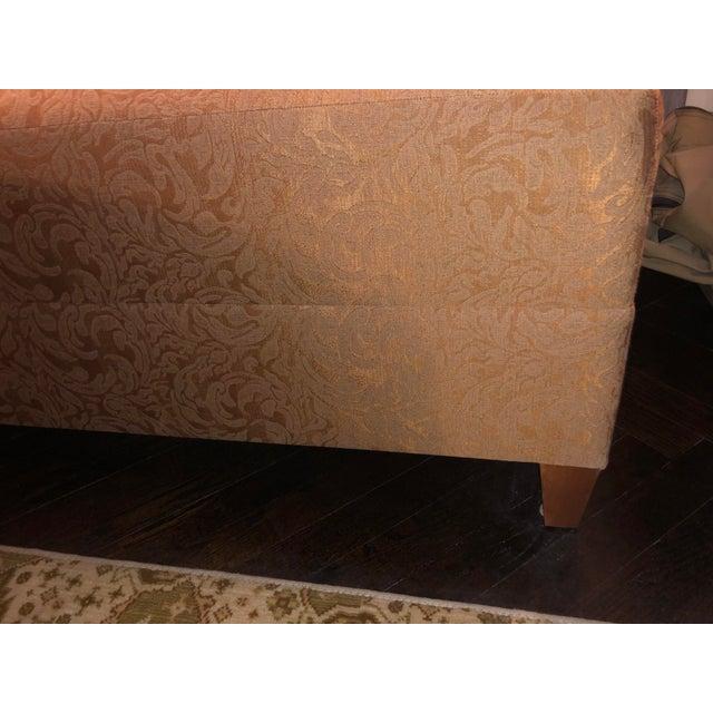 Brown Custom Corner Sofa Sectional For Sale - Image 8 of 10