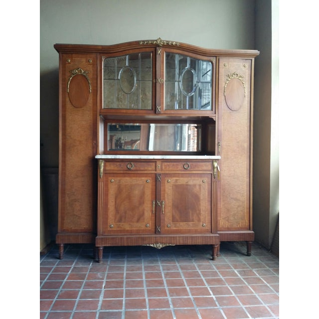Louis XVI Side by Side Buffet For Sale - Image 9 of 9