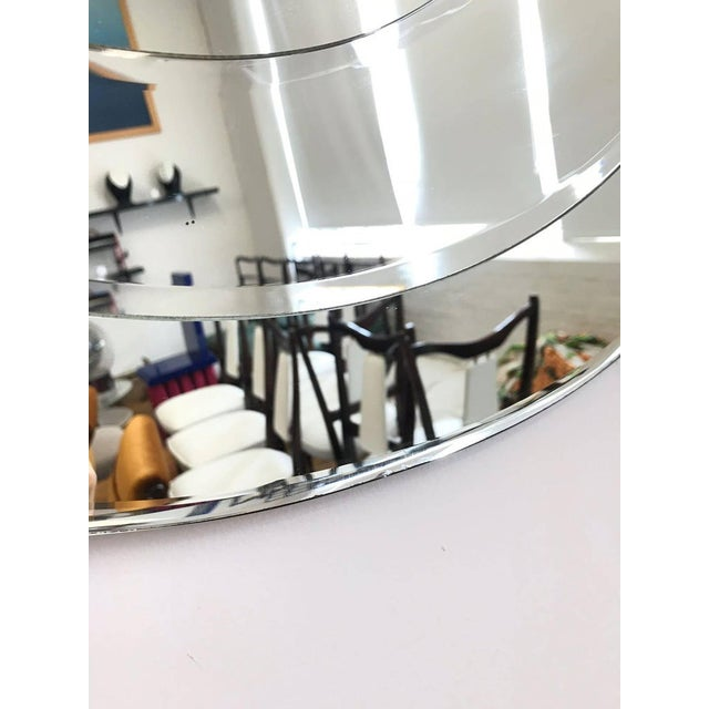 Cristal Art by Rimadesio Italian Mirror For Sale - Image 10 of 12