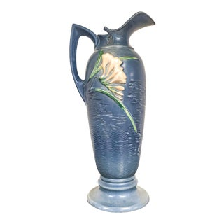Roseville Ceramic Pitcher For Sale