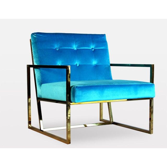 Bauhaus Pasargad DC Millan Collection Leisure Chair For Sale - Image 3 of 9