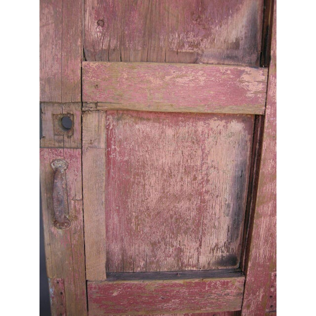 Pair of Antique 19th Century Painted Portons - Large Doors - Image 4 of 9