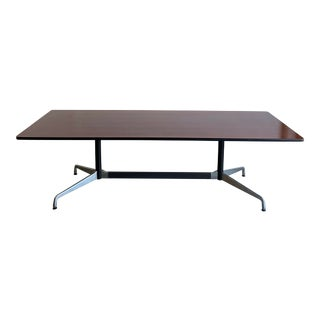 Herman Miller Rosewood Conference Table For Sale