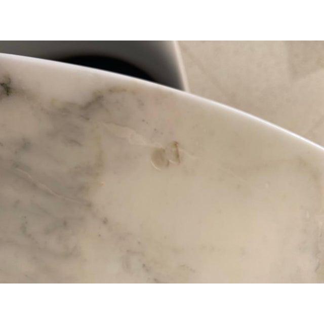 2010s Mid-Century Modern Saarinen Dining Set - 5 Pieces For Sale - Image 5 of 9