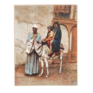 Antique Photograph Cairo Egypt 1890s For Sale