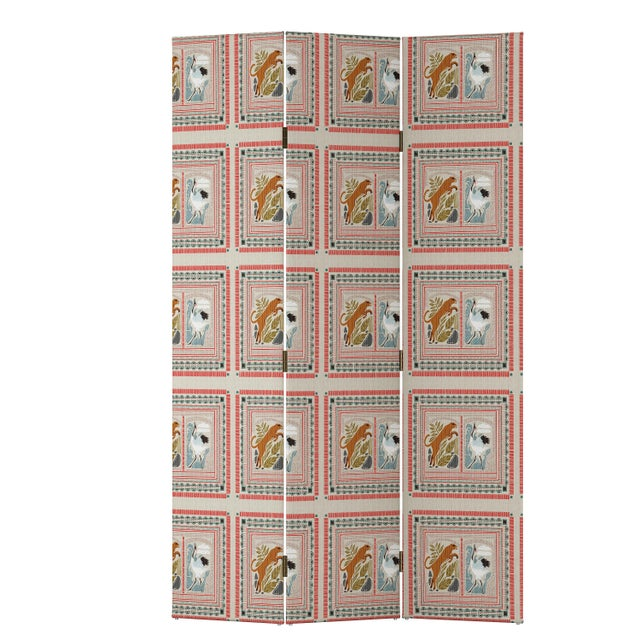 Spritely Home Art Deco Inspired Screen For Sale - Image 4 of 5