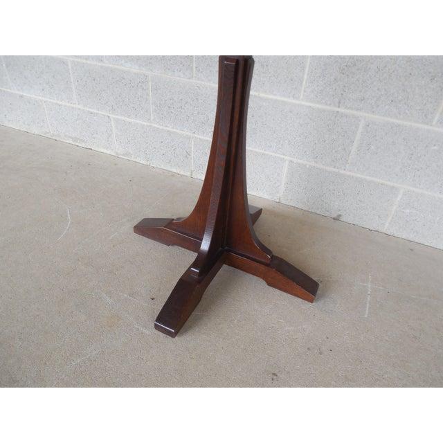 Stickley Mission Oak Coat Rack Chairish