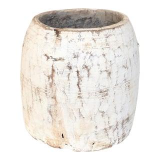 Antique Distressed Honey Pot For Sale