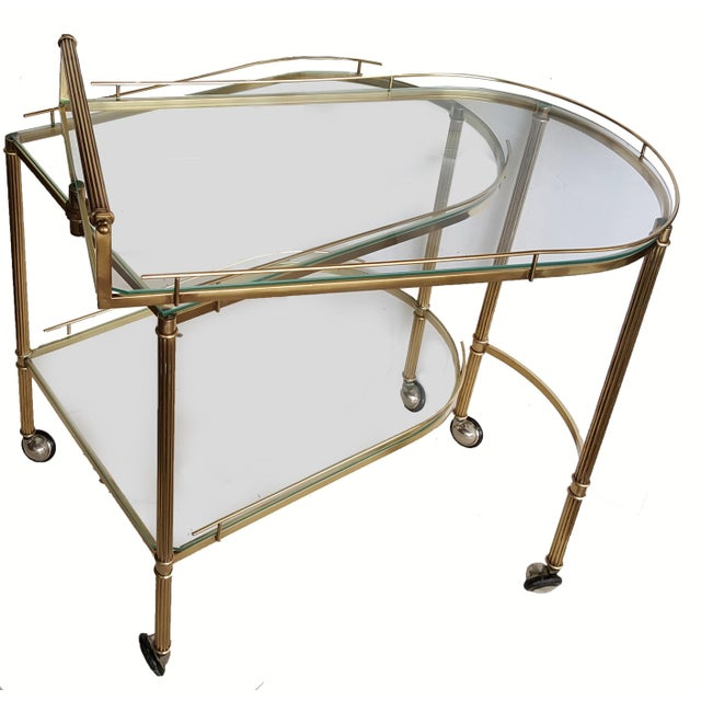 Vintage Italian Bar Cart - Image 1 of 9