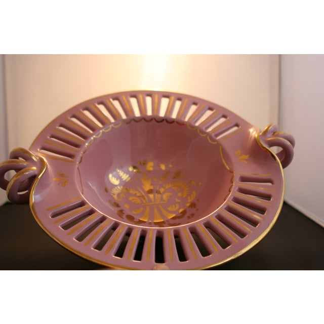 Vintage 50's Italian P.V. Pottery Large Bowl - Image 4 of 7
