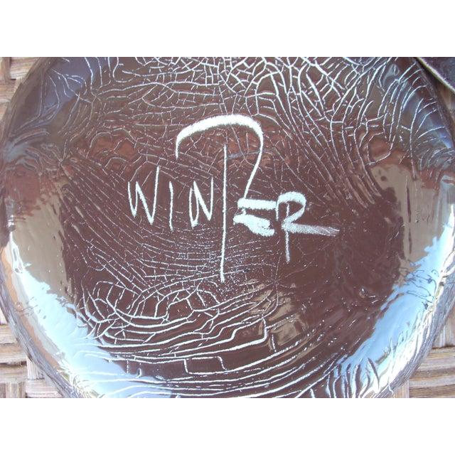 Enamel on Copper Plates - Set of 3 - Image 6 of 7
