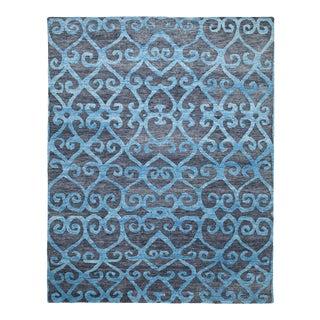 Mandala Collection Adriatic Carpet