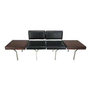 John Behringer for JG Furniture Bench With End Tables