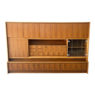 1970s West Germany Mid Century Modern Cabinet For Sale