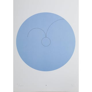 "Max Bill, ""Constellations X"", Geometric Lithograph For Sale"