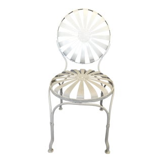 Early 20th Century Vintage French Garden Chair For Sale