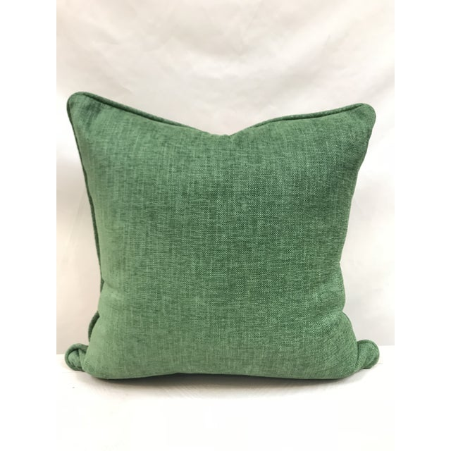 Mediterranean Christian Lacroix Manuel Canovas Jamaica Watermelon Pillow For Sale - Image 3 of 4