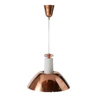 Paavo Tynell Copper Pendant Lamp #K2-20 For Sale