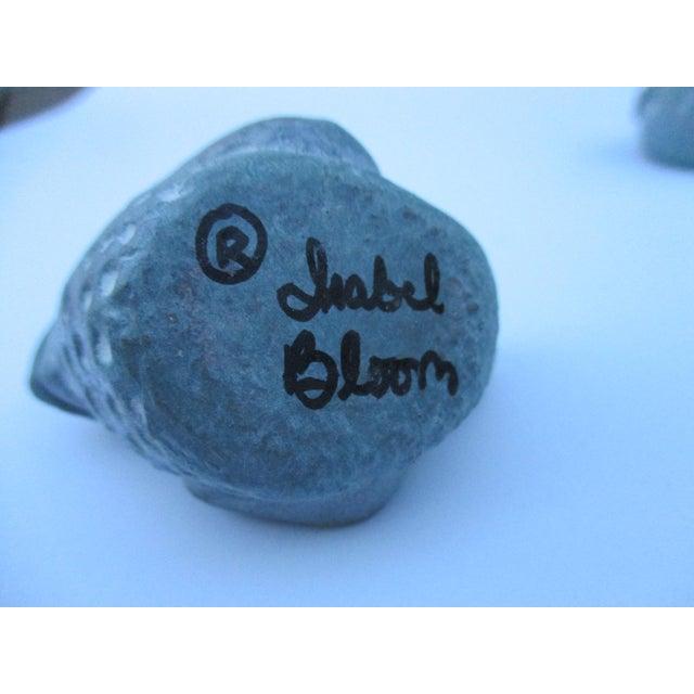 Isabel Bloom Love Birds - Set of 3 For Sale - Image 11 of 11