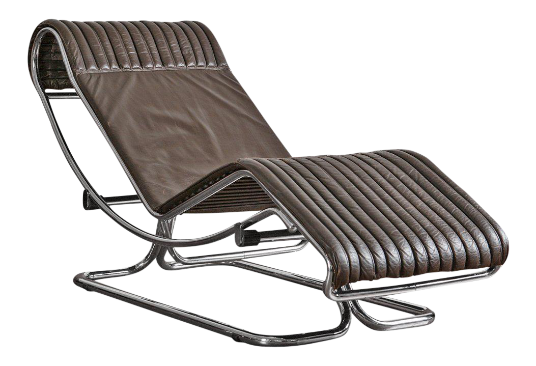 Chaise Longue By Guido Faleschini For Sale
