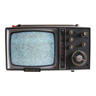 Moving Sale - Fully Working 1965 Sony Micro Transistor Television