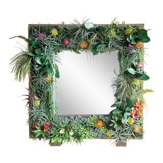 Jungle Mirror Designed for Hermes For Sale