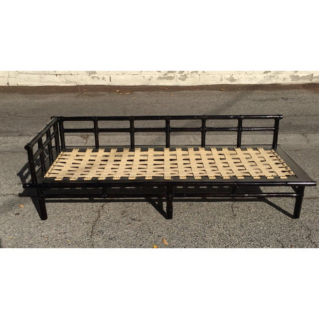 McGuire Jpanese-Style Daybed Sofas - A Pair - Image 3 of 7
