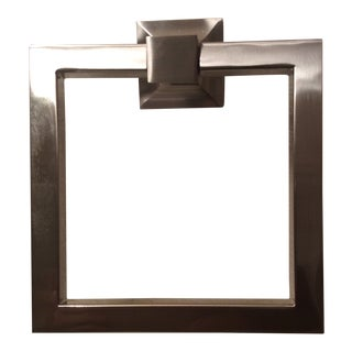 Restoration Hardware Dillon Towel Ring For Sale