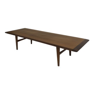 Norwegian Teak Coffee Table For Sale