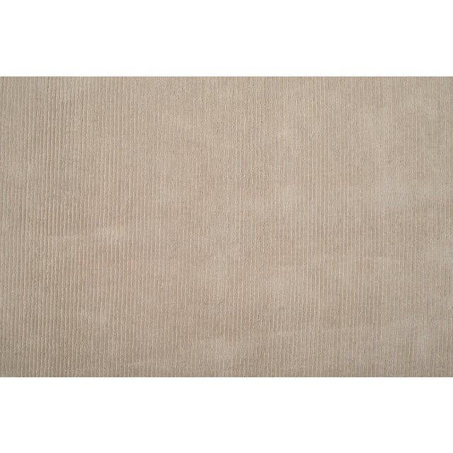 Stark Studio Rugs Stark Studio Rugs Contemporary Oriental Silk and Wool Rug - 10' X 14' For Sale - Image 4 of 5