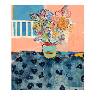 Fumiko Toda Window Guard Still Life 2018 For Sale