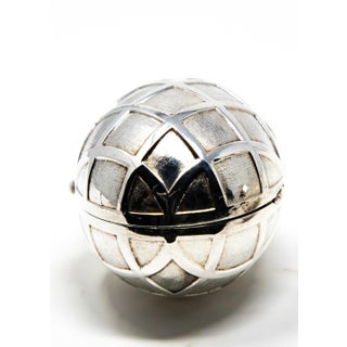 Sterling Silver Decorative Egg Preview