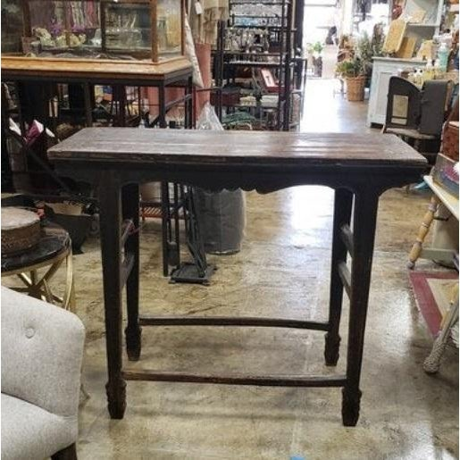1860 Chinese Shanxi Province Wine Table For Sale - Image 4 of 5