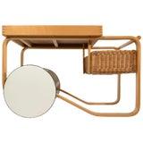 Image of Alvar Aalto for Artek Tea Cart Model 900 For Sale