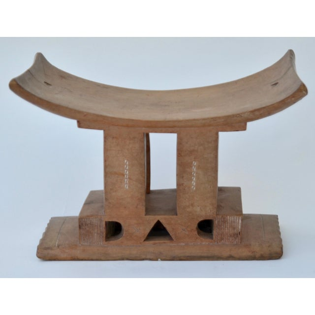 Ashanti Stool Ghana, Early 20th Century For Sale - Image 4 of 7
