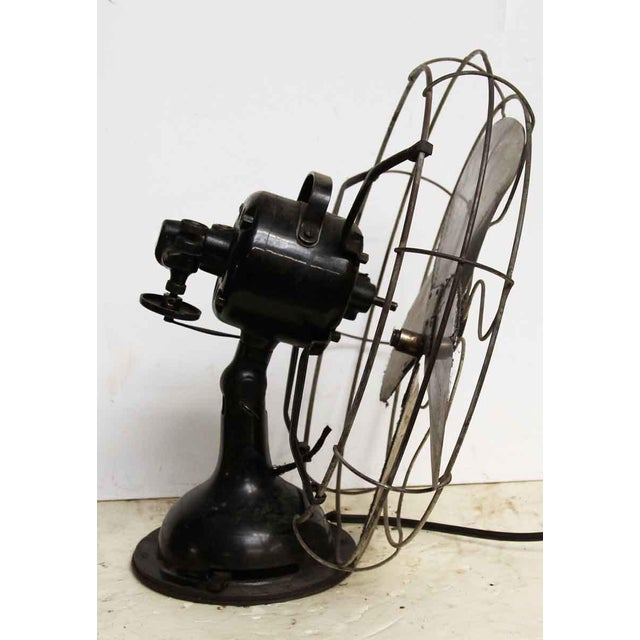 Hunter Vintage Fan For Sale - Image 4 of 5