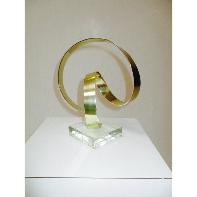 Dan Murphy Vintage Kinetic Modernist Sculpture - Image 6 of 11