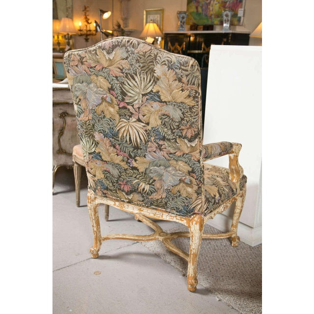 French Louis XV Style Armchairs by Jansen - A Pair - Image 9 of 10