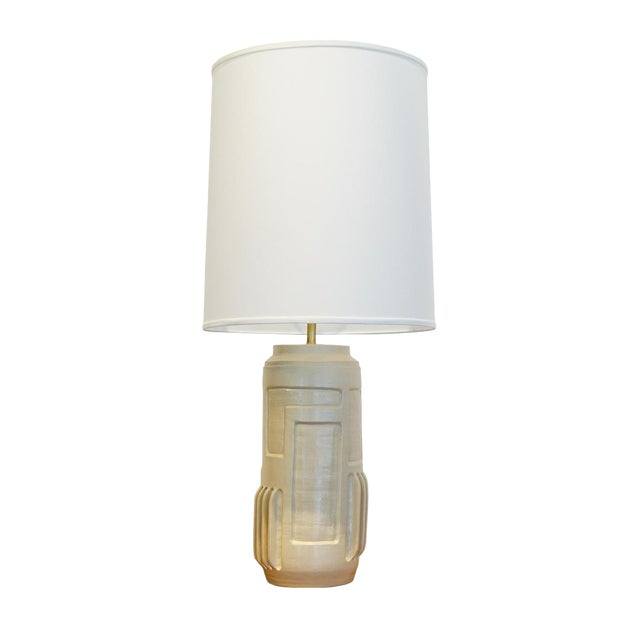 Capsule Table Lamp by Jenny Poston For Sale