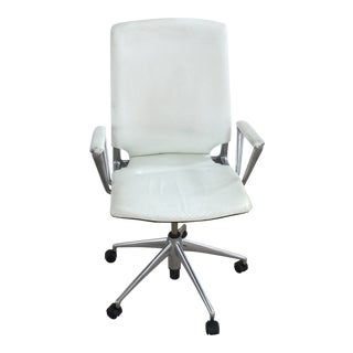 Vitra White Office Chair For Sale