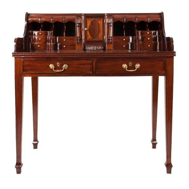 Wood Secretary Desk For Sale In New York - Image 6 of 6