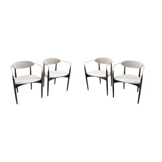Set of 4 Olofsson Chairs For Sale