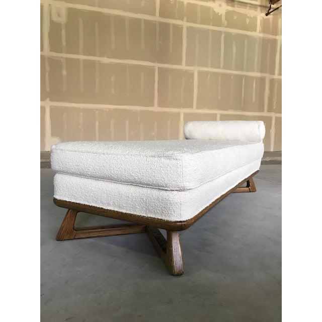 20th Century Mid Century Modern Paul Laszlo for Brown Saltman Sculptural Chaise For Sale - Image 10 of 13