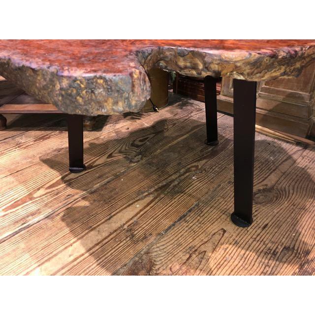 Organic Burled Maple Hand Made Coffee Table Chairish