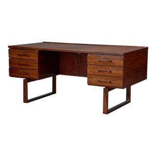 Henning Jensen & Torben Valeur Danish Rosewood Desk