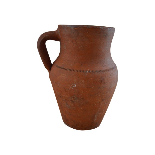 Antique Greek Pottery Vessel - Image 1 of 4