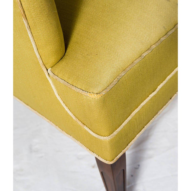 Pair of Frits Henningsen Lounge Chairs For Sale - Image 10 of 10