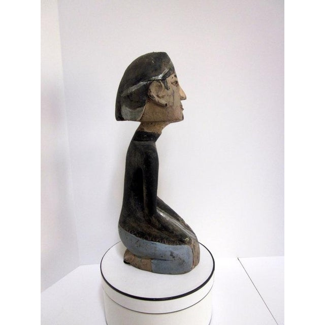 Global Boho Pair Statues - Pair - Image 9 of 9